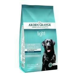 Arden Grange Adult Dog Light Chicken & Rice 2KG