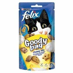 Felix Goody Bag Cheezy Mix 60g