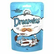 Dreamies Salmon 60g