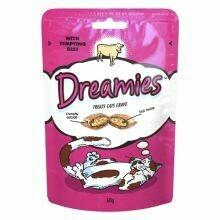 Dreamies Beef 60g