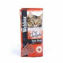 Webbox Tasty Sticks Beef & Rabbit 30g