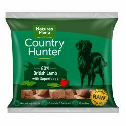 Country Hunter Nuggets British Lamb with Superfoods 1kg