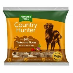 Country Hunter Nuggets Reared Turkey & Goose with Superfoods 1kg