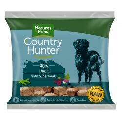 Country Hunter Nuggets Duck with Superfoods 1kg