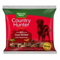 Country Hunter Nuggets Grass Fed Beef with Superfoods 1kg