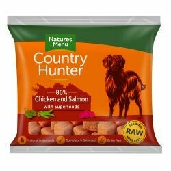 Country Hunter Nuggets Chicken & Salmon with Superfoods 1kg