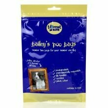 Bailey's Doggy Poo Bags (50)