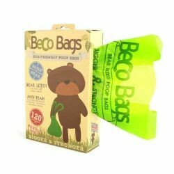 Beco Poo Bags with Handles (120)