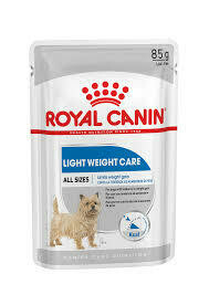 Royal Canin All Breeds Light Pouch 85g