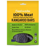 Feelwells 100% Kangaroo Bars 100g