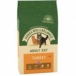 James Wellbeloved Cat Adult Turkey & Rice 1.5KG