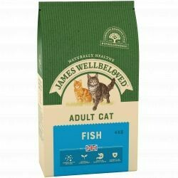 James Wellbeloved Cat Adult Fish & Rice 4KG