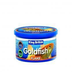 King British Goldfish Flakes 28g