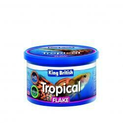 King British Tropical Flakes 55g