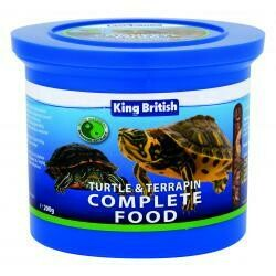 King British Turtle & Terrapin Complete Food 200