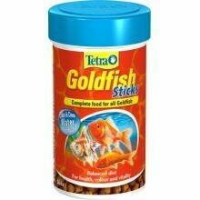 Tetra Goldfish Sticks 34g