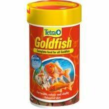 Tetra Goldfish Flakes 20g