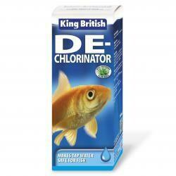 King British De-Chlorinator 100ml