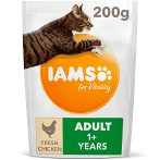 Iams Cat Adult Chicken 200g