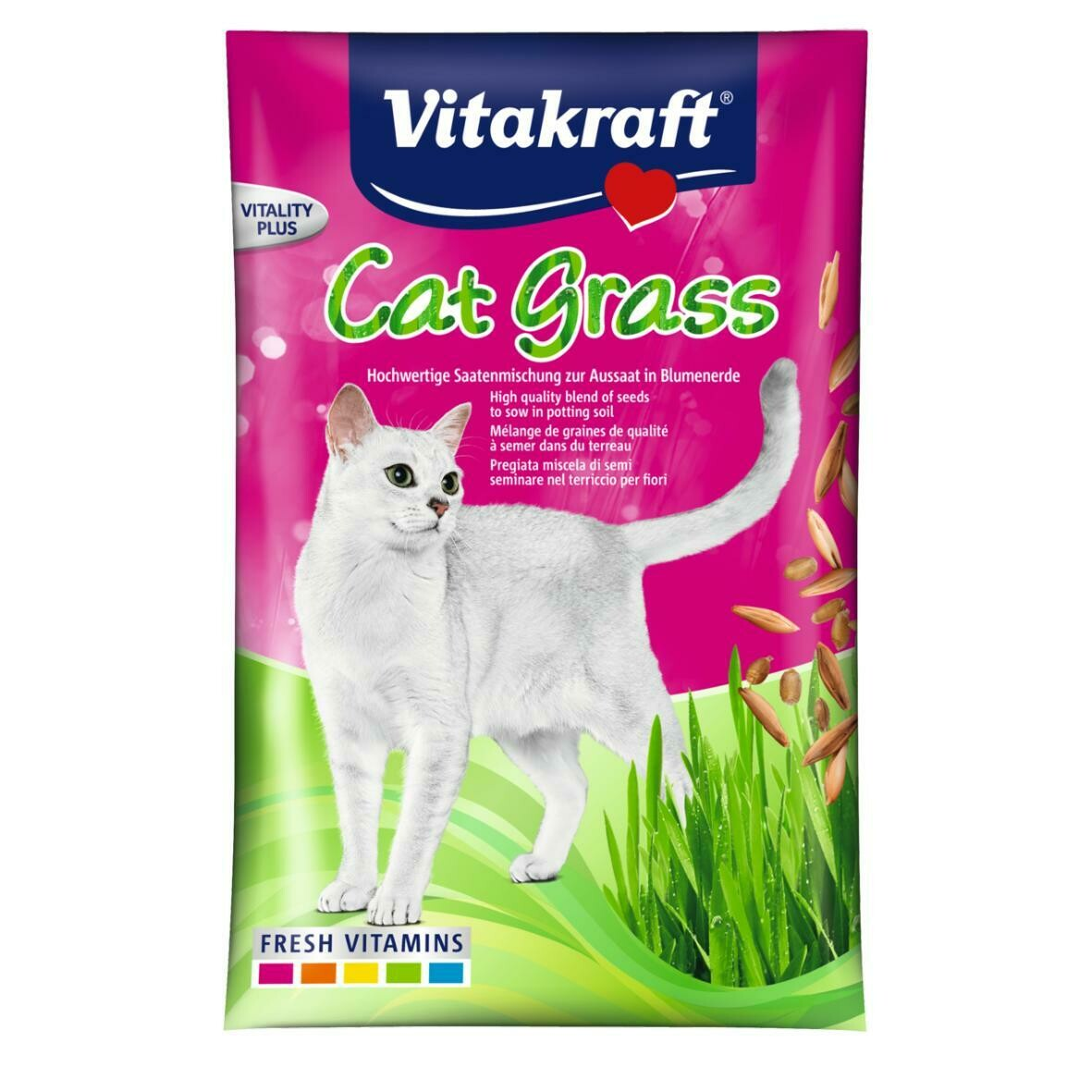 Vitakraft Cat Grass Refill