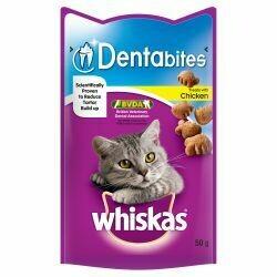 Whiskas Dentabites 50g