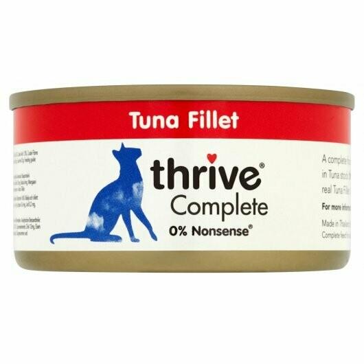 Thrive Tuna  75g