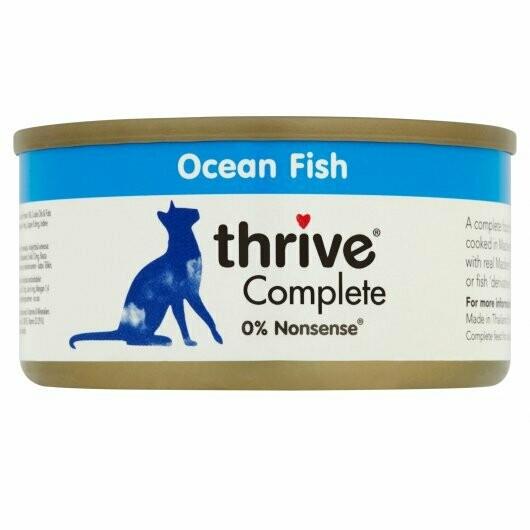 Thrive Ocean Fish 75g