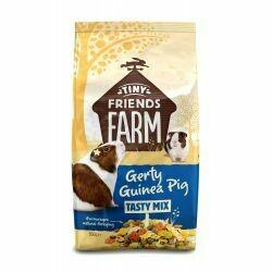 Supreme Tiny Friends Farm Gerty Guinea Pig Mix 850g