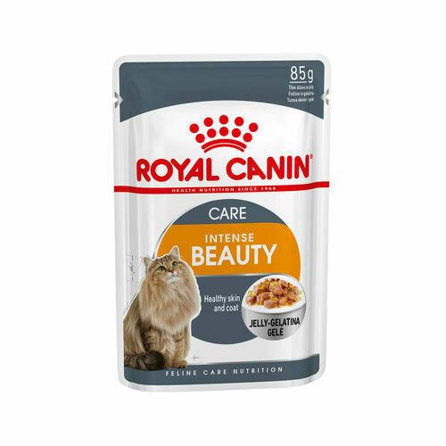 Royal Canin Intense Beauty in Jelly 85g