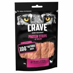 Crave Protein Duck 55g