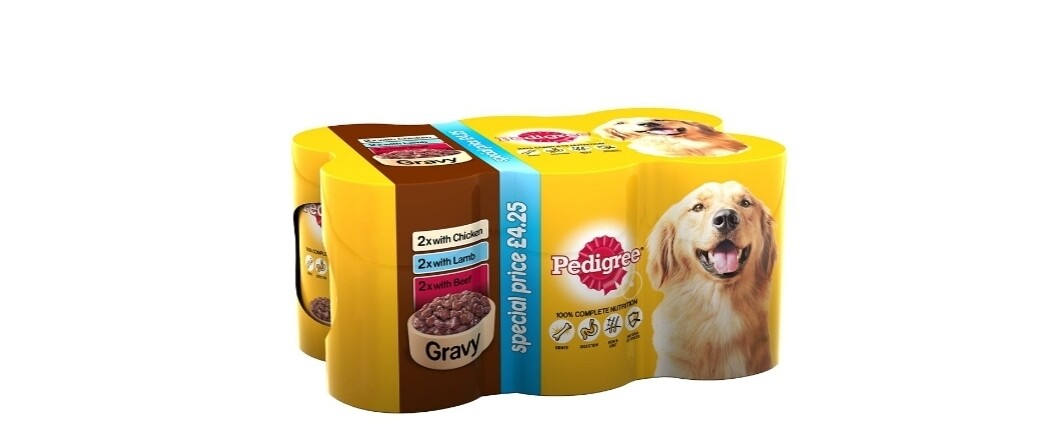 Pedigree Mixed Selection in Gravy 6 x 400g