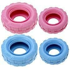 Kong Puppy Tyre Toy
