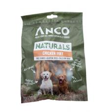 Anco Naturals Chicken Feet 100g