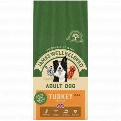 James Wellbeloved Adult Turkey & Rice 15kg