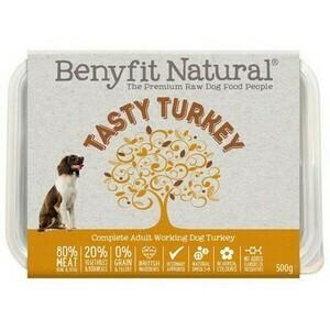 Benyfit Tasty Turkey 1KG