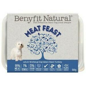 Benyfit Meat Feast 500g