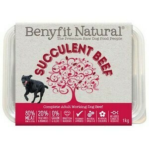 Benyfit Succulent Beef 1KG