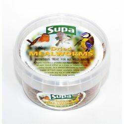 Supa Dried Mealworms 500ml