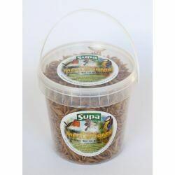 Supa Dried Mealworms 1000ml