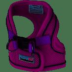 Doodlebone Snappy Airmesh Harness Purple