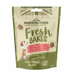Harringtons Salmon Treats 100g