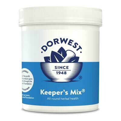 Dorwest Herbs Keeper's Mix for Cats and Dogs 250g