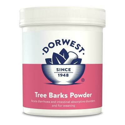 Dorwest Herbs Tree Barks Powder for Cats and Dogs 100g