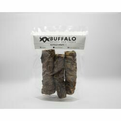 Buffalo Wrapped Trachea (3 Pack)