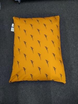 Luxury Cushion - Pheasant - 90x70cm