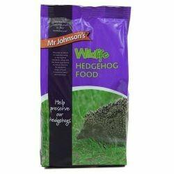 Mr. Johnson's Wildlife Hedgehog Food 750g