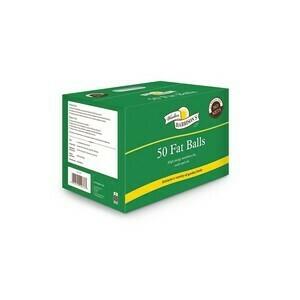 Harrisons Fat Ball's (Value 50 Box)