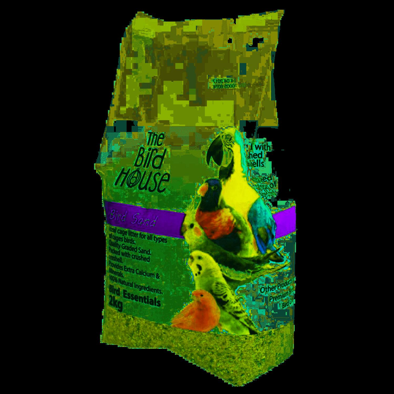 Happy Pet Bird Sand 2kg