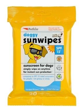 Doggy Sunwipes