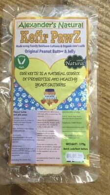 Alexander Natural - Kefir Paws- Peanut Butter & Jelly (7pcs)